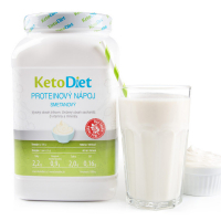 KETODIET Proteinový nápoj smetanový na 35 porcí