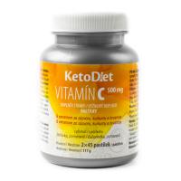 KETODIET Vitamín C 90 tablet