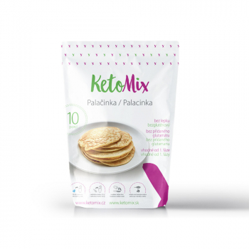 KETOMIX Proteinová palačinka 10 porcí