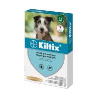 KILTIX Obojek antiparazitní pro malé psy 38 cm