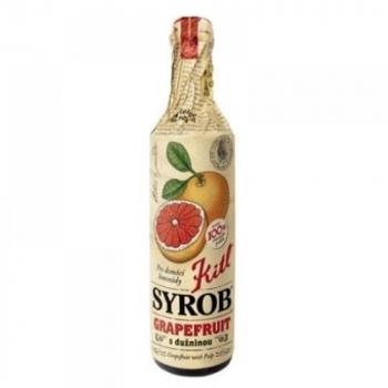 KITL Syrob Grapefruit s dužinou 500 ml