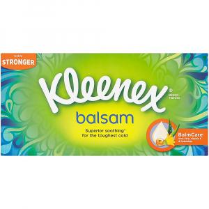 KLEENEX Balsam papírové kapesníky 72 ks