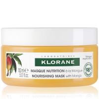 KLORANE Maska mango na suché vlasy 150 ml