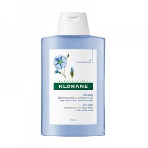 KLORANE Šampon s lněnými vlákny 200 ml