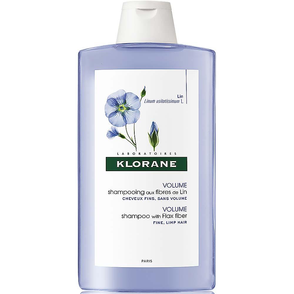 Klorane Šampon len 400 ml