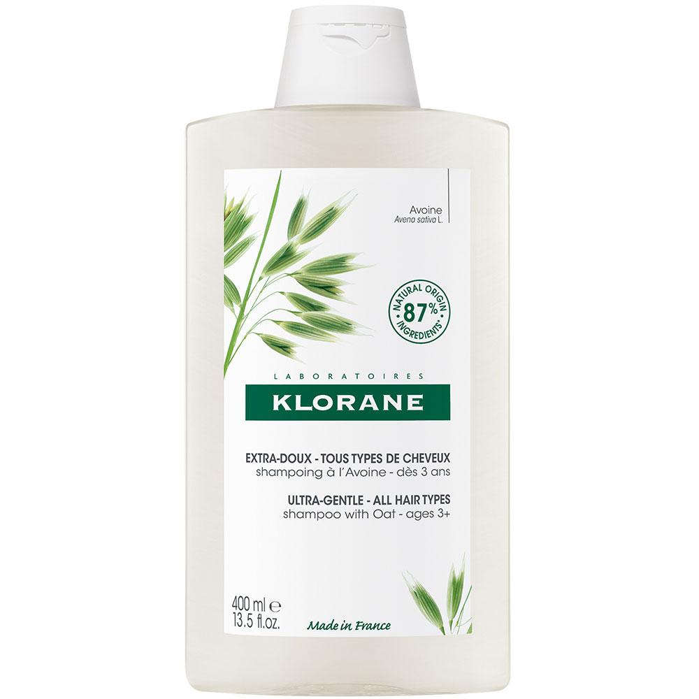 KLORANE Šampon s ovesným mlékem 400 ml