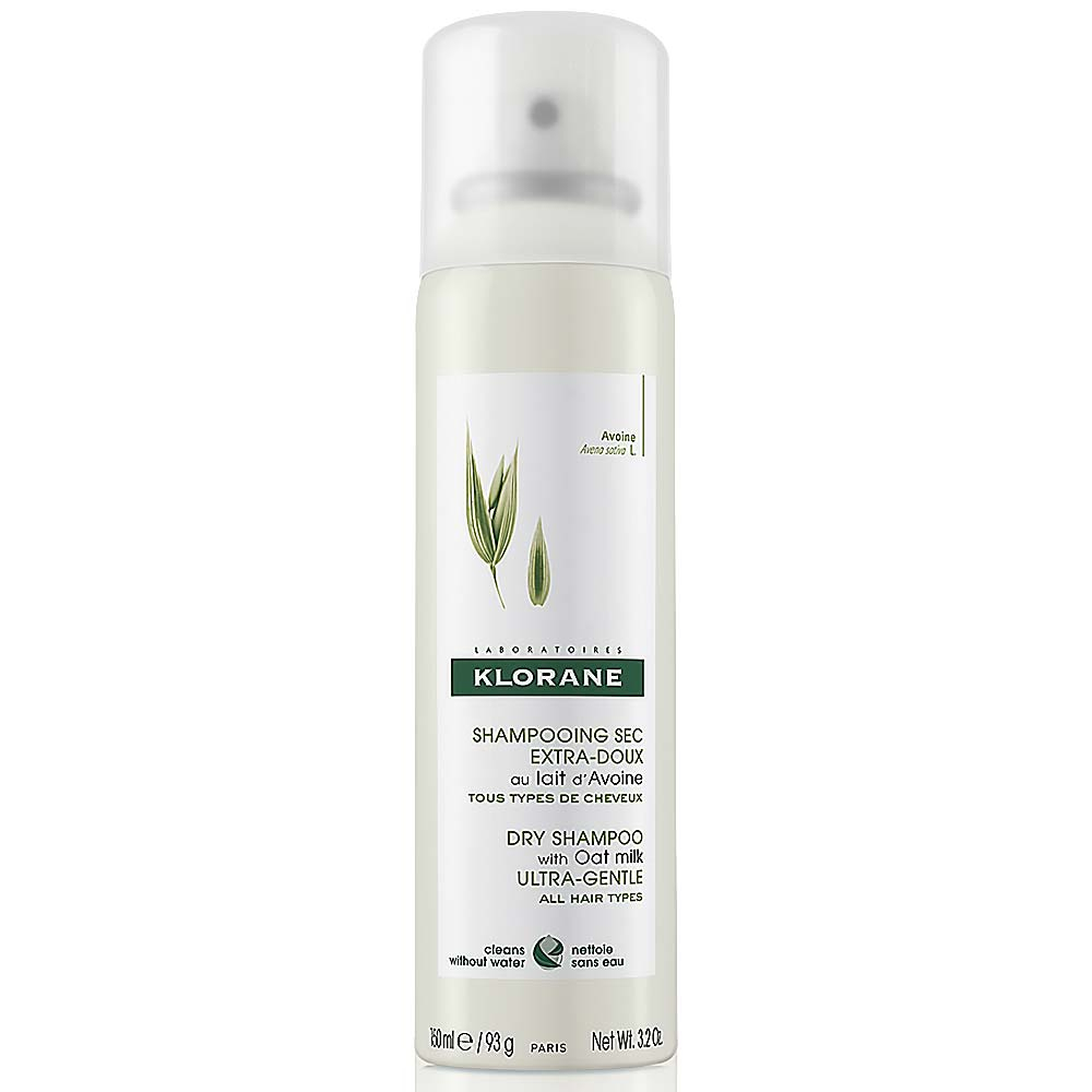 KLORANE Avoine dry shampoo 150ml suchý šampon normalní vlasy
