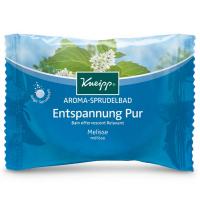 KNEIPP Perlivá tableta do koupele Dokonalý odpočinek 1 kus