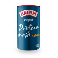 KNUSPI Vegan proteinová kaše kakao 500 g