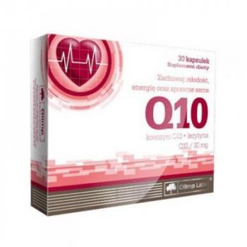 OLIMP Koenzym Q10 30 kapslí, expirace