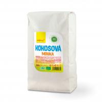 WOLFBERRY Kokosová mouka 1000 g BIO