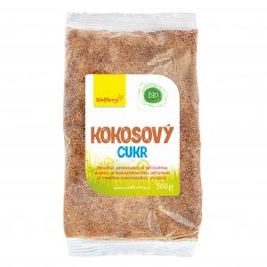 WOLFBERRY Kokosový cukr 500 g BIO