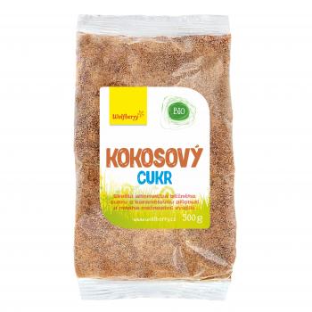 WOLFBERRY Kokosový cukr BIO 500 g