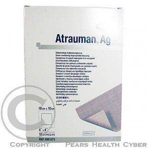 Kompres Atrauman AG sterilní 10 x 10 cm 10 ks