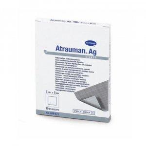 Kompres Atrauman AG sterilní 5x5 cm/10 ks