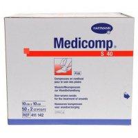 Kompres Medicomp nester.10x10cm/100ks 4218251