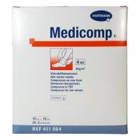 Kompres Medicomp sterilní 10x10cm/25x2ks