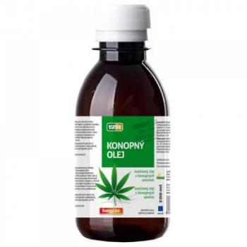 VIRDE Konopný olej 200 ml
