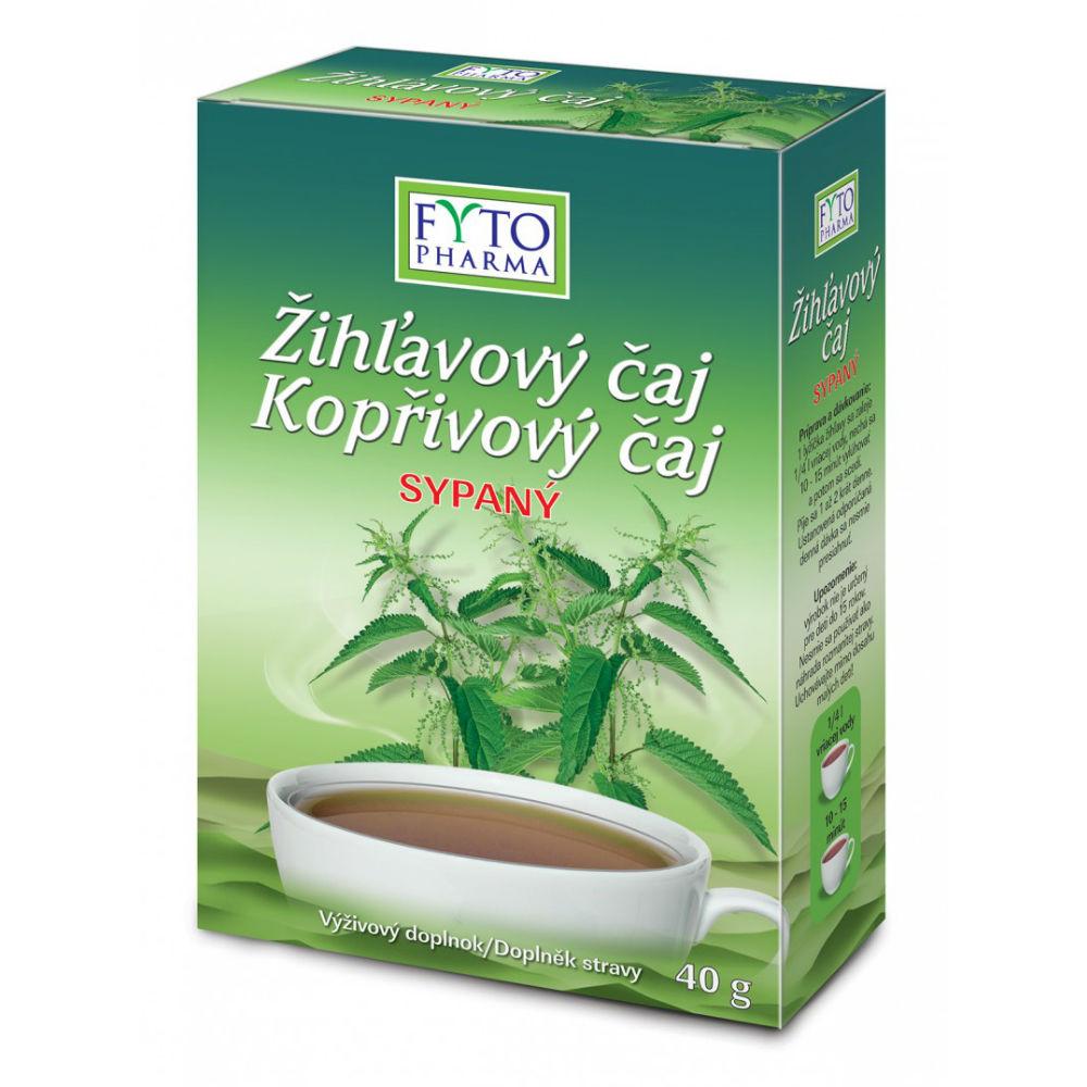 Kopřivový čaj 40 g Fytopharma