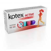 KOTEX Tampony Active Super 16 ks