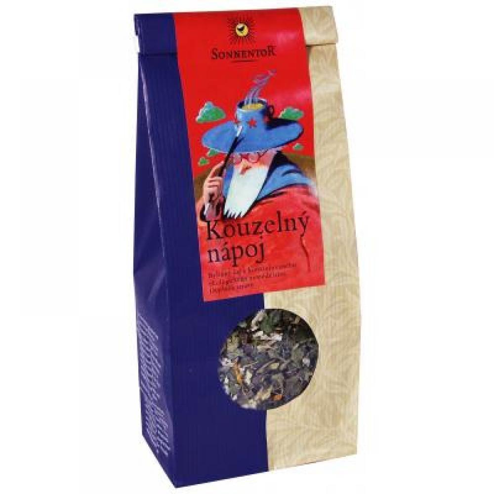 SONNENTOR Bylinný čaj Kouzelný nápoj BIO sypaný 50 g