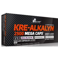 OLIMP Kre-Alkalyn 2500 120 kapslí