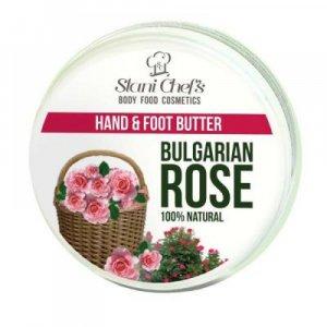 STANI CHEF'S Krém na ruce a chodidla Bulharská Růže 100 ml