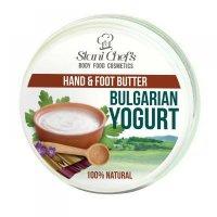 STANI CHEF'S Krém na ruce a chodidla Bulharský Jogurt 100 ml
