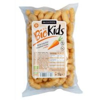 Křupky kukuřičné mrkvové BIO 55g