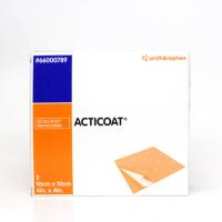 ACTICOAT Krytí antimikrobiotické s nanokrystalickým stříbrem 5 kusů