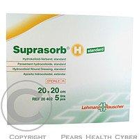 Krytí Suprasorb H steril.10x10cm/10ks
