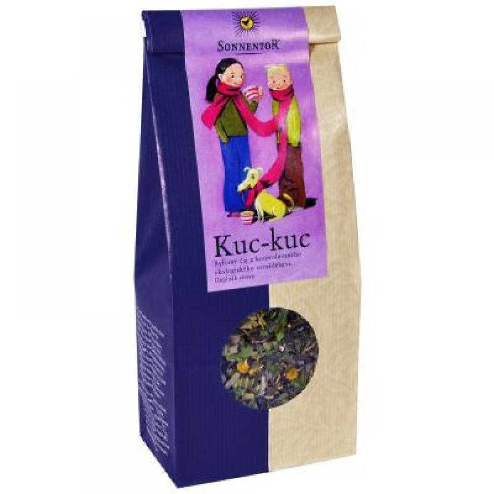 Sonnentor Kuc kuc bylinný čaj bio 50 g
