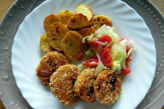 Kuchařkou: Bulgurové karbanátky