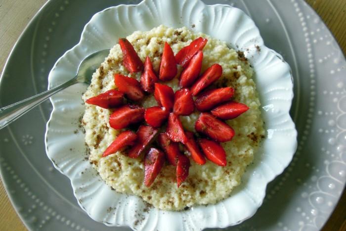 Kuchařkou: Snídaně bez mléka a lepku