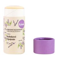 KVITOK Tuhý deodorant Bylinkové opojení 42 ml