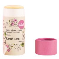 KVITOK Tuhý deodorant Ranní rosa 42 ml