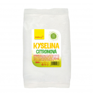 WOLFBERRY Kyselina citronová sáček 1000 g