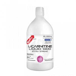 PENCO L-karnitin liquid 1400 extra strong lesní plody 500 ml