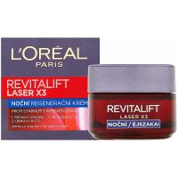 L'ORÉAL Revitalift Laser X3 Noční krém 50 ml