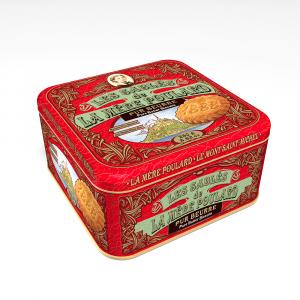 LA MÉRE POULARD Coffret Pure butter biscuit máslové sušenky 250 g