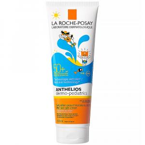 LA ROCHE-POSAY Anthelios Dermo-Pediatrics Wet Skin gelové mléko pro děti SPF 50+ 250 ml