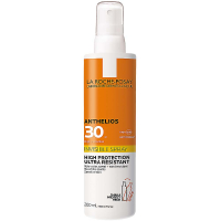 LA ROCHE-POSAY Anthelios Shaka ultralehký sprej na tělo SPF 30 200 ml