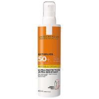 LA ROCHE-POSAY Anthelios Shaka ultralehký sprej na tělo SPF 50+ 200 ml
