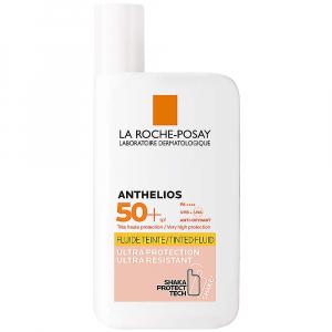 LA ROCHE-POSAY Anthelios Shaka ultralehký tónovaný fluid na obličej SPF 50+ 50 ml