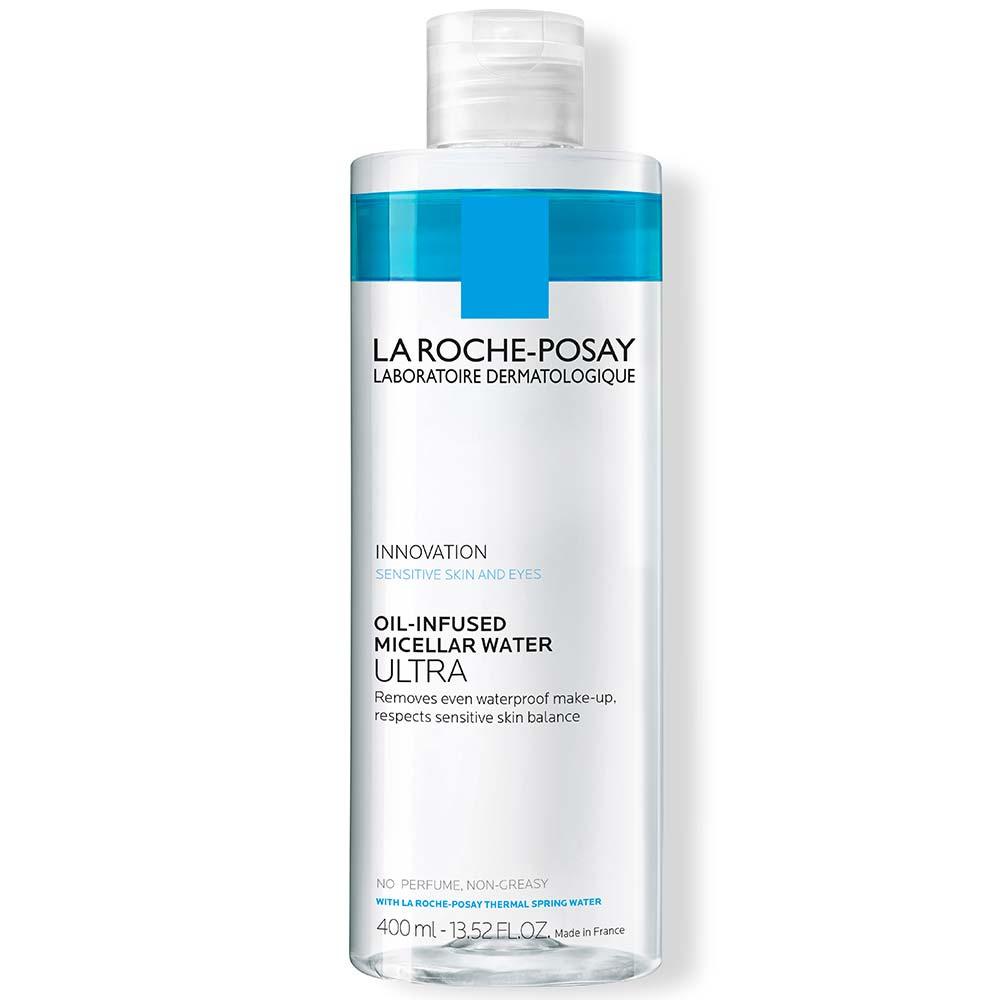 LA ROCHE-POSAY Dvoufázová micelární voda s olejem 400 ml