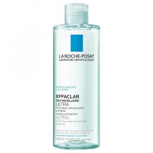 LA ROCHE-POSAY Effaclar Micelární voda Ultra 400 ml