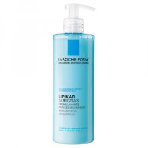 LA ROCHE-POSAY Lipikar Surgras Liquide Zvláčňující sprchový gel 400 ml