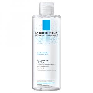 LA ROCHE-POSAY Micelární voda Ultra pro citlivou pleť 400 ml