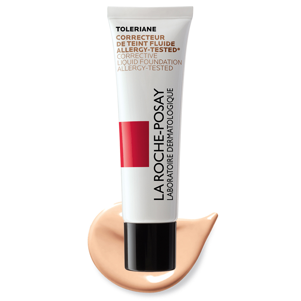 LA ROCHE Toleriane Makeup Fluid 10 R10 30ml