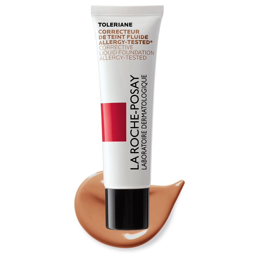 LA ROCHE Toleriane Makeup Fluid 15 R10 30ml